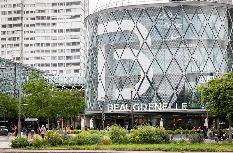 Centre commercial Beaugrenelle