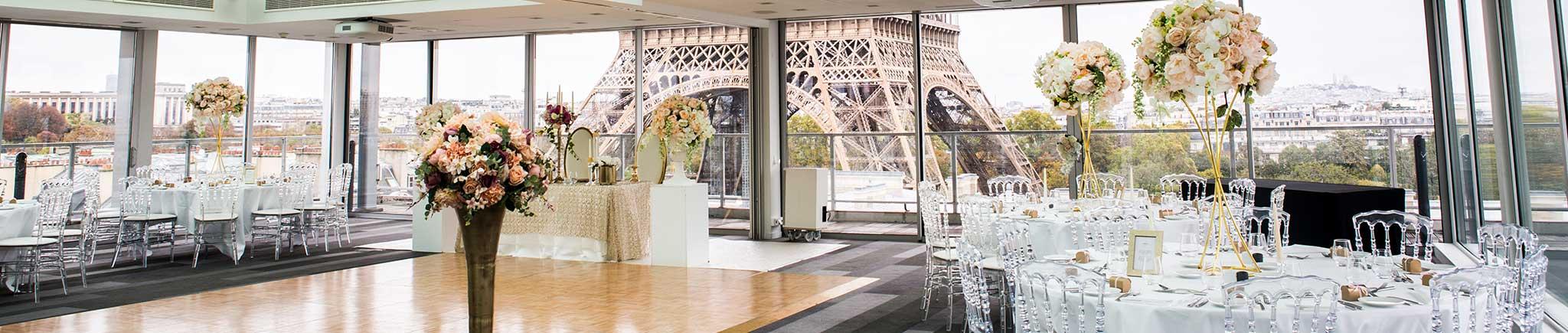 Mariage Pullman Paris Tour Eiffel