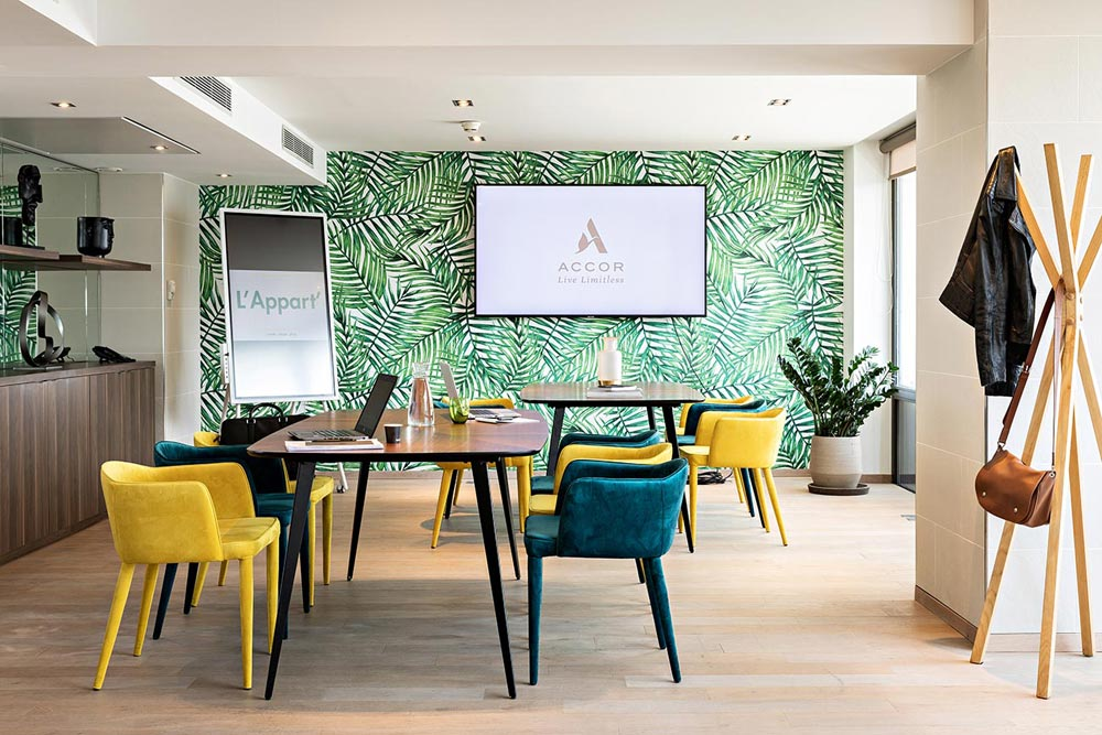Espace coworking L'Appart
