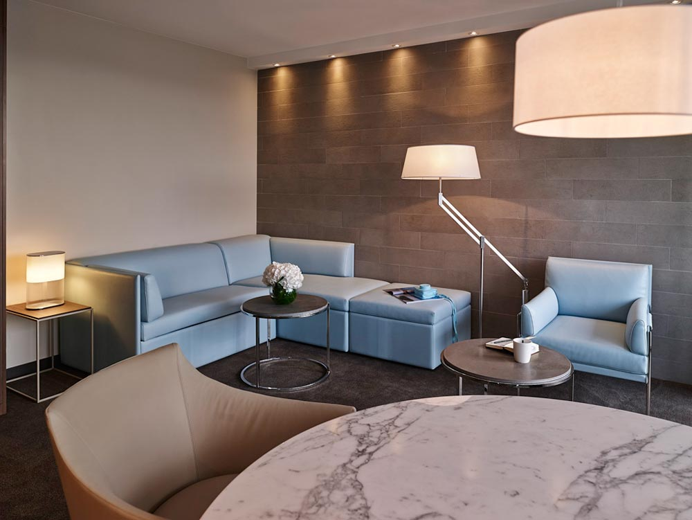 Trocadéro suite with living room